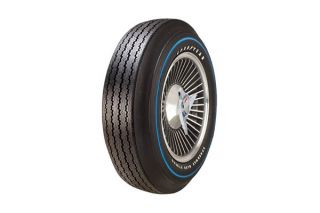 65-67 775-15 Goodyear Speedway Blue Streak Tire