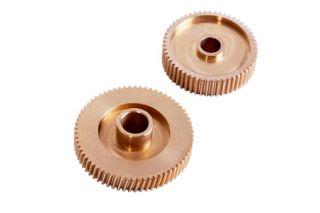 84-87 Bronze Headlight Motor Gear Set (Bronze)