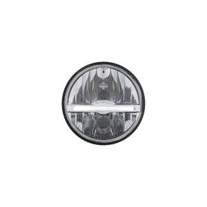 58-82 LED Headlight Bulb w/White LED Position Bar