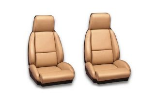 84-88 STD Seat Covers - Perforated (Leather-Like)