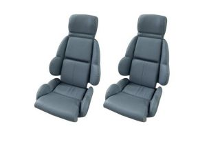 89-92 STD Seat Covers (Leather)