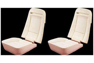82 Collector Seat Back Foam Cushion