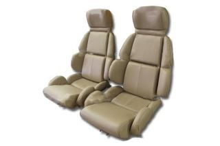 93 STD Seat Covers (Leather-Like)