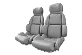 93 STD Seat Covers (Leather)