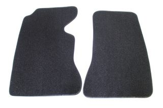 59-62 Floor Mats - Black 80/20 (Non-original) (Default)