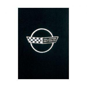 1994-1996 Corvette ACC TruVette Floor Mats w/Embroidered Collector Emblem