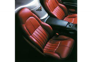 1997-2004 Corvette STD Seat Covers (100% Leather)