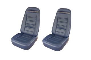73-74 Seat Covers (100% Leather)