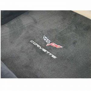 """2005-2013 Corvette Coupe Lloyd Ultimat Cargo Mat w/C6 Emblem & """"Corvette"""""""
