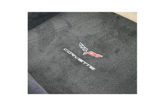 "2005-2013 Corvette Coupe Lloyd Ultimat Cargo Mat w/C6 Emblem & ""Corvette"""