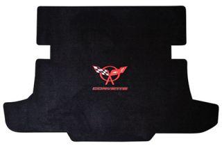 """1997-2004 Corvette Coupe Lloyd Ultimat Cargo Mat w/C5 Emblem & """"Corvette"""""""