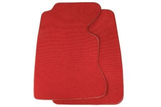 1953-1955 Corvette Gros Point Floor Mats
