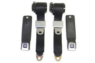 78-82 Seat Belt Set (Reproduction)