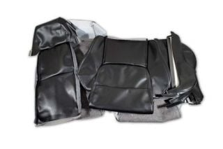 84-88 Sport Seat Covers - Black