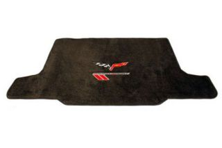 10-13 Conv Lloyd Ultimat Cargo Mat w/Grand Sport & C6 Flags - Brand Image