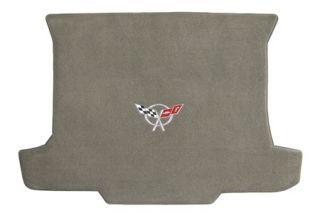 1998-2004 Corvette Conv & FRC Lloyd Velourtex Cargo Mat w/C5 Emblem