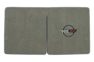 1993-1994 Corvette Conv w/Bose Lloyd Velourtex Cargo Mat w/C4 Emblem