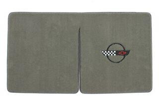 1995-1996 Corvette Conv Lloyd Velourtex Cargo Mat w/C4 Emblem