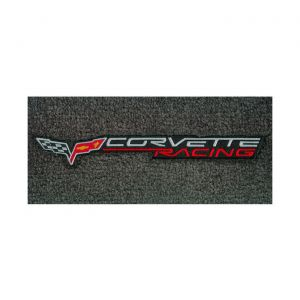 05-07E Lloyd Ultimat Floor Mats w/Corvette Racing-Side Emblem