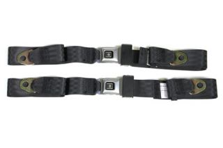 1968-1982 Corvette GM Replacement Lap Only Seat Belts
