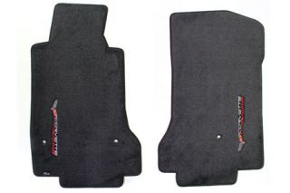 2013L Corvette Lloyd Ultimat Floor Mats w/Corvette Racing-Side Emblem