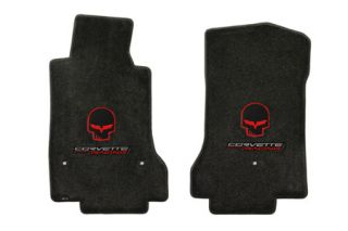 "2013L Corvette Lloyd Velourtex Floor Mats w/""Jake"" Corvette Racing"