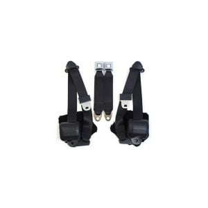 84-96 Coupe Replacement Seat Belts w/Retractors (Interior Color)