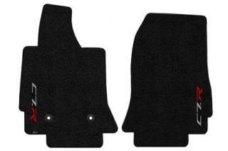 """14-18 Lloyd Ultimat Floor Mats w/""""C7R"""" Sideways Emblem (Interior Color)"""