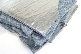 63-67 Conv AcoustiSHIELD Rear Floor Insulation Kit (Default)