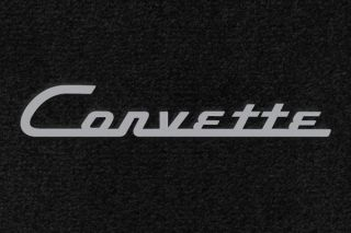 "56-62 Lloyd Ultimat Floor Mats w/""Corvette"" Script"