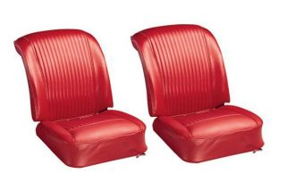 62 Leather Seat Covers