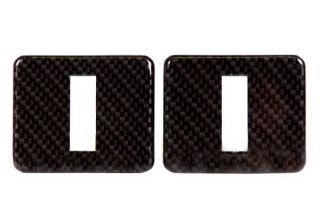 97-04 Seat Back Bezel (Hydro-Carbon)