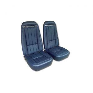 75 Complete Pre-Assembled Vinyl Seats w/Frames (w/o Shoulder harness Option)