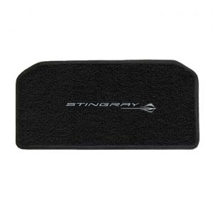 20-21 Lloyd Ultimat Front Storage Compartment Mat w/Stingray Script & Stingray Emblem Combo