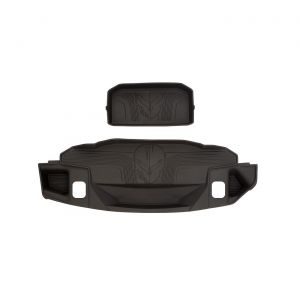 20-21 Coupe GM Front & Rear Cargo Liners