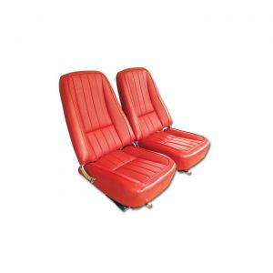 68 Leather Like Seat Covers