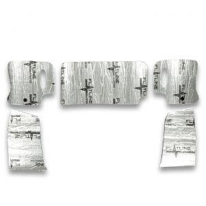 61-62 Flatline Barrier Convertible Top Well Insulation Kit