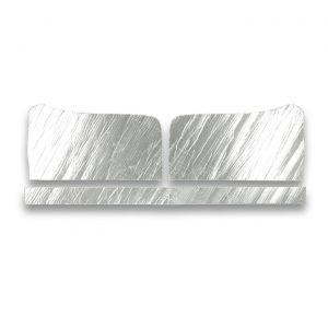 63-67 Coupe Flatline Barrier Roof Panel Insulation Kit