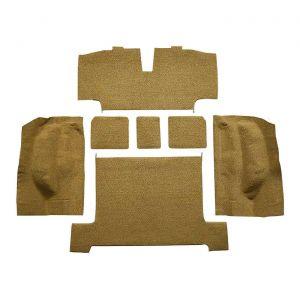 70 Conv & 70-75 Cpe Rear Only Carpet Set (Cut-Pile)