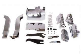 70E 327 & 350 Ignition Shielding Kit