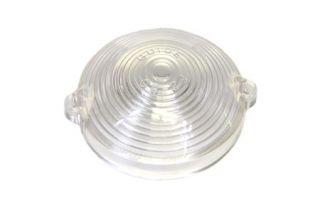 1963-1967 Corvette Park Light Lens - Clear