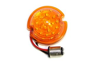 53-62 LED Park Light Lens - Amber (Default)
