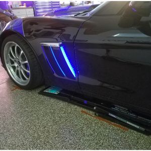 10-13 GS RGB Side Fender Cove LED Kit (Bluetooth Control)