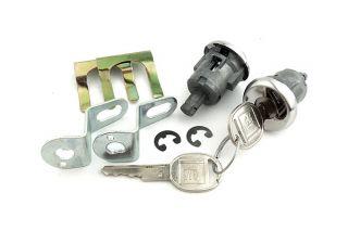 80-82 Door Lock Set