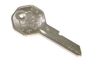 "1968 Corvette Hex Head Original Key ""C"""
