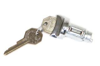 1956-1959 Corvette Ignition Lock Cylinder w/Keys