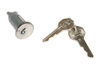 1967 Corvette Ignition Lock Cylinder w/Keys