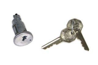 1968 Corvette Ignition Lock Cylinder w/Keys