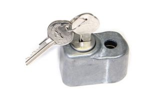 1967 Corvette Spare Tire Lock w/GM Round Keys