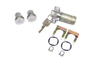 71 Concourse Ignition & Door Lock Set